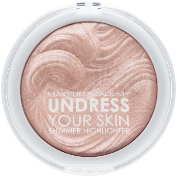 Illuminante viso - MUA Makeup Academy Shimmer Highlighter Powder