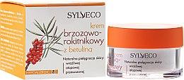 Profumi e cosmetici Crema all'olivello spinoso con betulina - Sylveco Hypoallergic Birch Day And Night Cream