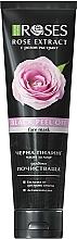 Profumi e cosmetici Maschera-peeling viso nera - Nature of Agiva Roses Black Peel Off Face Mask
