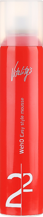 Mousse per capelli - Vitality's We-Ho Easy Style Mousse