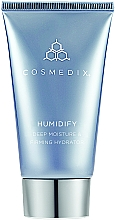 Profumi e cosmetici Crema idratante e rassodante profonda - Cosmedix Humidify Deep Moisture Cream