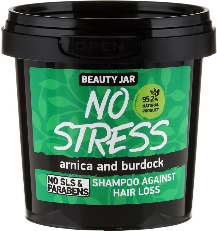 Shampoo anticaduta - Beauty Jar No Stress Shampoo Against Hair Loss
