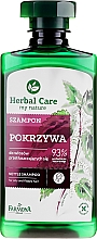 "Profumi e cosmetici Shampoo ""Ortica"" - Farmona Herbal Care Nettle Shampoo"