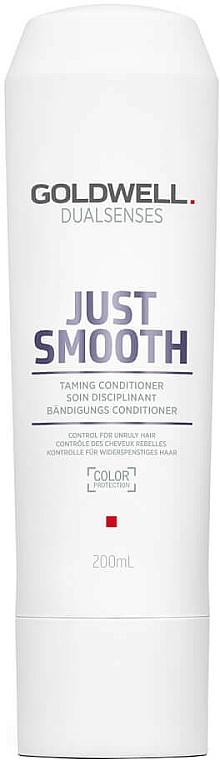 Condizionante per capelli - Goldwell Dualsenses Just Smooth Taming Conditioner