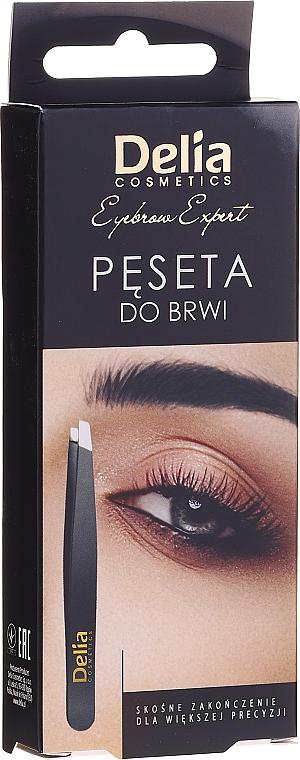 Pinzette per sopracciglia - Delia Cosmetics Eyebrow Expert