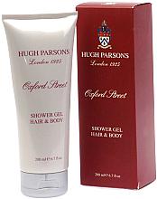 Profumi e cosmetici Hugh Parsons Oxford Street Shower Gel Hair Body - Gel doccia