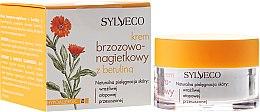 Profumi e cosmetici Crema alla calendula con betulina - Sylveco Birch And Marigold Day Cream With Betulin