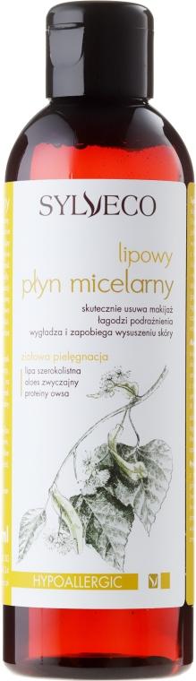 Liquido micellare con estratto di tiglio - Sylveco