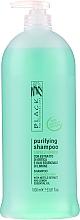 Profumi e cosmetici Shampoo normalizzante per capelli grassi - Black Professional Line Sebum-Balancing Shampoo