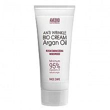 Profumi e cosmetici Crema viso - Avebio Anti Wrinkle Bio Cream Argan Oil