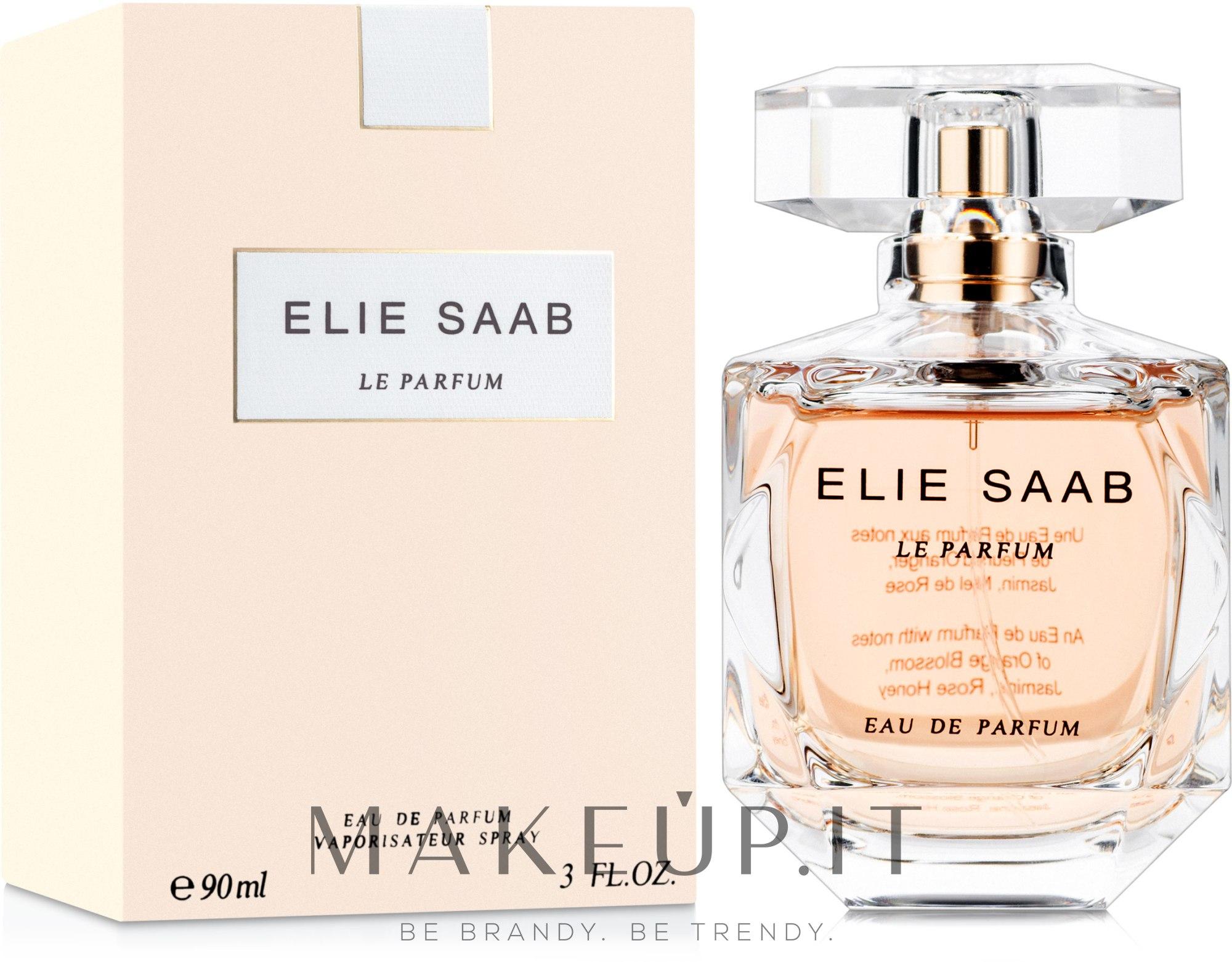 Elie Saab Le Parfum - Eau de Parfum — foto 90 ml