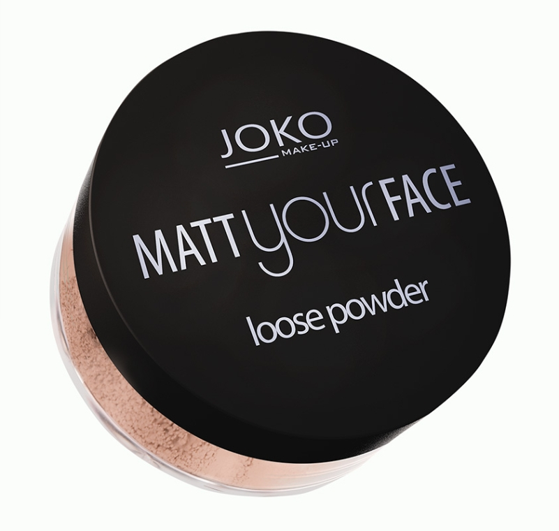 Cipria sfusa - Joko Matt Your Face