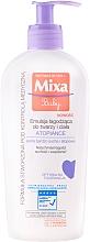 Profumi e cosmetici Lozione corpo lenitiva - Mixa Baby Atopiance