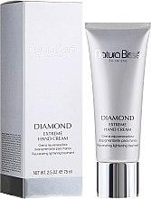 Profumi e cosmetici Crema energizzante mani - Natura Bisse Diamond Extreme Hand Cream