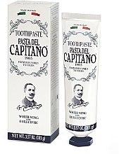"""Profumi e cosmetici Dentifricio """"Sbiancante"""" - Pasta Del Capitano Whitening Toothpaste"""