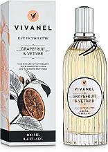 Profumi e cosmetici Vivian Gray Vivanel Grapefruit & Vetiver - Eau de toilette