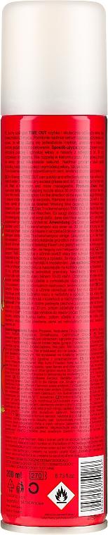 Shampoo secco - Time Out Dry Shampoo Cherry — foto N4