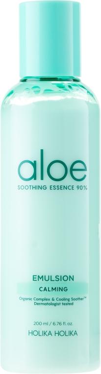 Emulsione viso idratante - Holika Holika Aloe Soothing Essence 90% Emulsion Calming