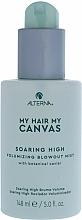 Profumi e cosmetici Spray volumizzante per capelli - Alterna My Hair My Canvas Soaring High Volumizing Blowout Mist