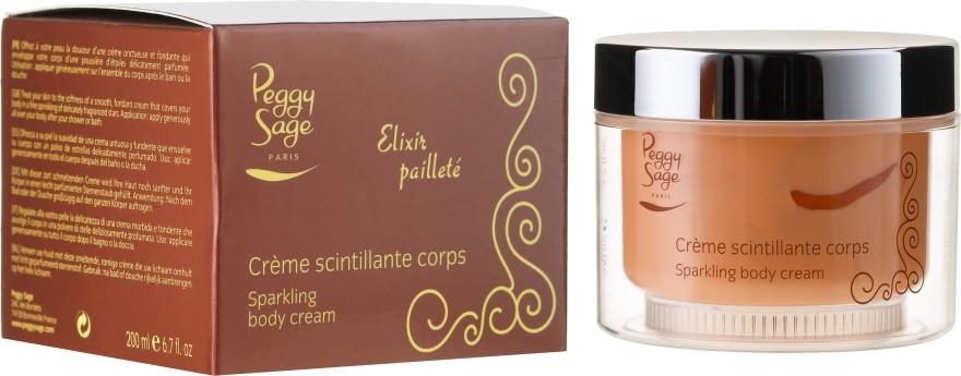 Crema corpo - Peggy Sage Sparkling Body Cream