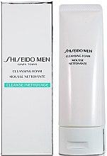 Profumi e cosmetici Schiuma detergente viso - Shiseido Men Cleansing Foam