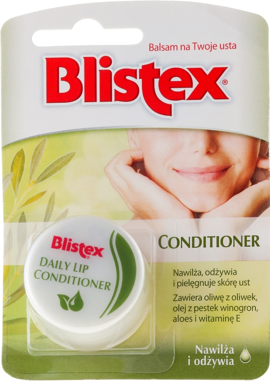 Balsamo labbra - Blistex Conditioner Lip Balm