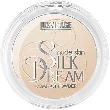 Profumi e cosmetici Cipria compatta - Luxvisage Silk Dream Nude Skin