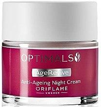 Profumi e cosmetici Crema anti-età, notte - Oriflame Optimals Age Revive