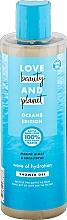 "Profumi e cosmetici Gel doccia ""Alghe ed eucalipto"" - Love Beauty&Planet Marine Algae & Eucalyptus Shower Gel"