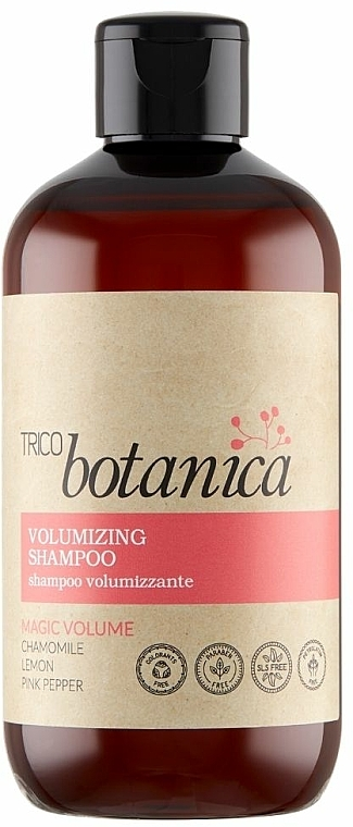 Shampoo volumizzante - Trico Botanica