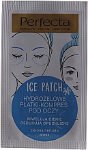 Profumi e cosmetici Patch contorno occhi - DAX Perfecta Ice Eye Patch