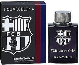 Profumi e cosmetici Air-Val International FC Barcelona Black - Eau de Toilette