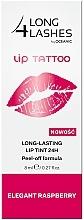 Profumi e cosmetici Tinta resistente per labbra - Long4Lashes Lip Tattoo Long Lasting Lip Tint 24h