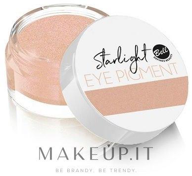 Ombretto in polvere - Bell Starlight Eye Pigment (1pz) — foto 01 - Champagne