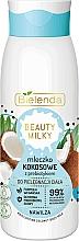 Profumi e cosmetici Latte corpo - Bielenda Beauty Milky Moisturizing Coconut Body Milk