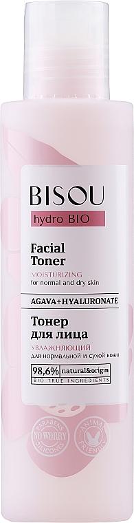 Tonico viso idratante - Bisou Hydro Bio Facial Toner
