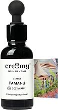 Profumi e cosmetici Siero all'olio di Tamanu per pelli danneggiate - Creamy Tamanu Smooth Oil Serum
