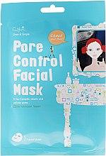 Profumi e cosmetici Maschera detergente per il viso - Cettua Pore Control Facial Mask