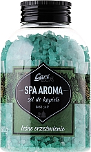 Profumi e cosmetici Sale da bagno - Cari Spa Aroma Salt For Bath