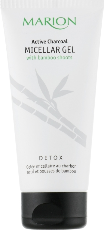 Gel micellare con carbone attivo - Marion Detox Gel