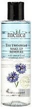 Profumi e cosmetici Struccante con vitamina E ed estratto di fiordaliso - Melica Organic The Two Phase Make-Up Remover