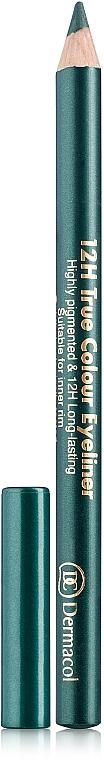 Matita occhi - Dermacol 12h True Colour Eyeliner
