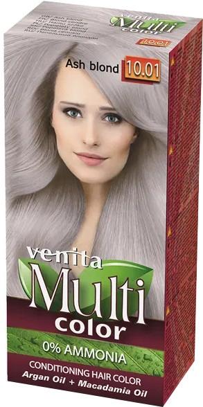 Tinta per capelli senza ammoniaca, con olio di argan e macadamia - Venita Multi Color — foto N2