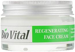 Profumi e cosmetici Crema viso rigenerante - DeBa Bio Vital Regenerating Face Cream