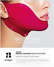 "Profumi e cosmetici Maschera lifting ""Plus"", rosa - Avajar Perfect V Lifting Premium Plus Mask"
