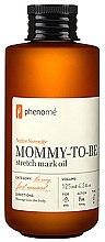 Profumi e cosmetici Olio contro le smagliature - Phenome Native Serenity Mommy-To-Be Stretch Mark Oil