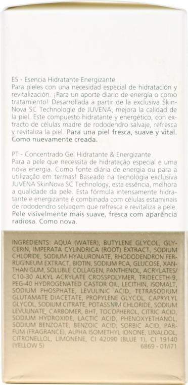 Essenza per la pelle del viso - Juvena Skin Energy Aqua Essence Recharge — foto N3