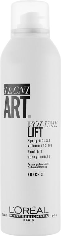 Spray-mousse volumizzante - L'Oreal Professionnel Tecni.art Volume Lift