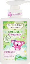 Profumi e cosmetici Bagnoschiuma per bambini - Jack N' Jill Bubble Bath Sweetness