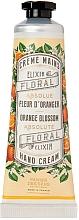 """Profumi e cosmetici Crema mani """"Orange Blossom"""" - Panier Des Sens Orange Blossom Heand Cream"""
